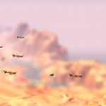 Dive bombers 1
